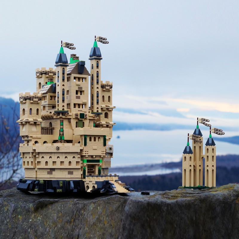 Castello Fortificato MOC-58701 Building by BooneBuilds with 6038 Pieces