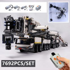 MOC 20920 RC Liebherr LTM11200 with 7600 Pieces