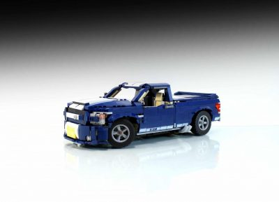 Pin by MOCs MAKER on Lego® Instructions | Ford f150 raptor, Ford f150, Lego  instructions