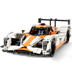 Lola Aston Martin B09/60 LMP1 MOC 42656 Technician Designed By Levihathan With 1838 Pieces
