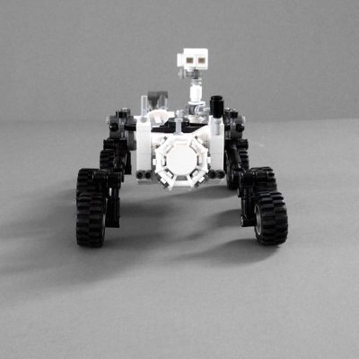 Mars Science Laboratory Curiosity Rover MOC 0271 Creator Designed By Perijove With 314 Pieces