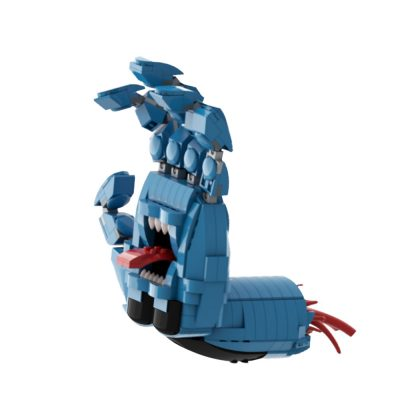 Screaming Hand CREATOR MOC-41630 WITH 508 PIECES