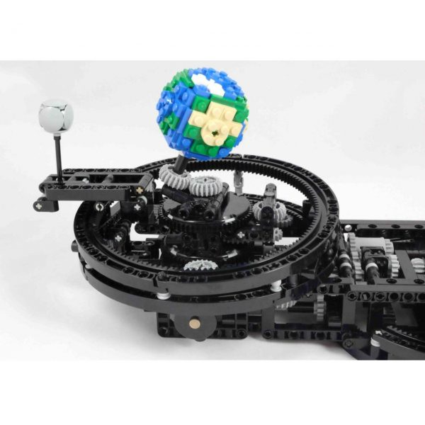 Sun Earth Moon Orrery CREATOR MOC-88534 by Marian with 2305 pieces