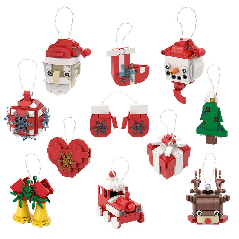 Christmas Ornaments CREATOR MOC-89862