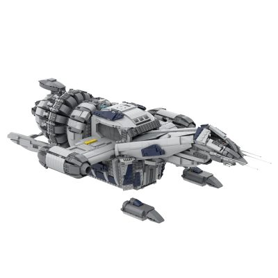 FIREFLY SERENITY Space MOC-12777 by Polyprojects WITH 3811 PIECES