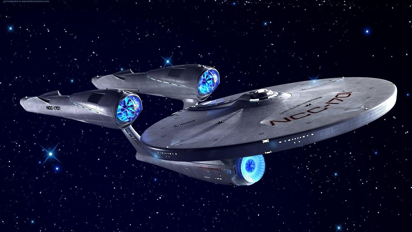 MOC-28267 Space U.S.S Enterprise NCC-1701-B Excelsior Class Refit – Star Trek Generations Designed By StarTrekDesigns With 531 Pieces