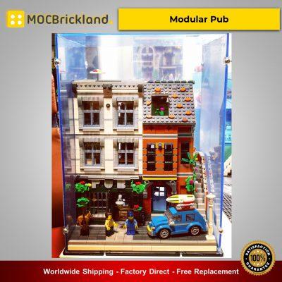 10264 – Modular Pub MOC-53879 Modular Buidings Designed By Versteinert With 2322 Pieces