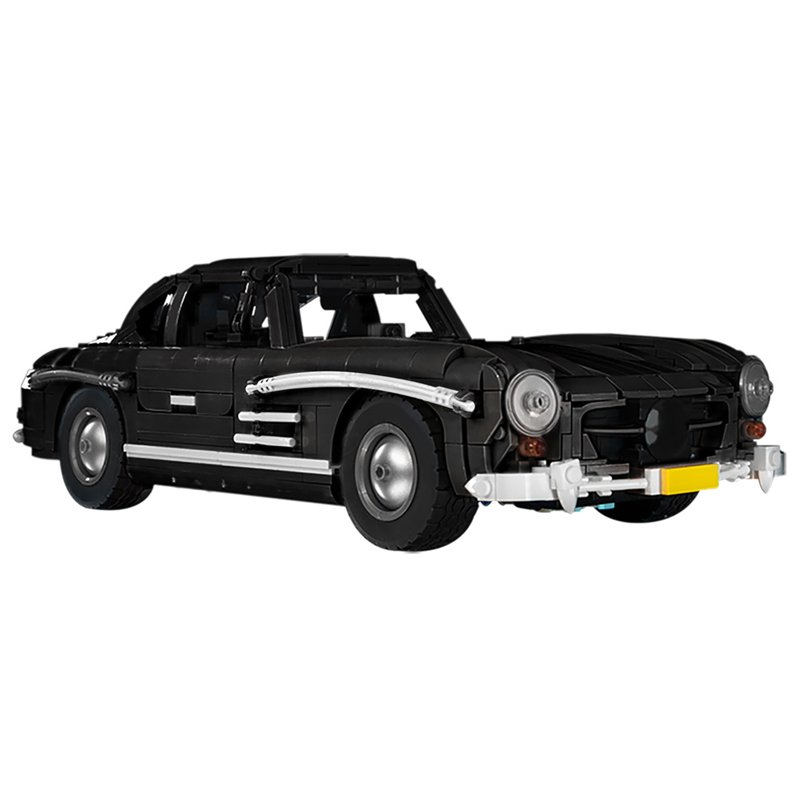 """Mercedes-Benz 300SL """"Gullwing"""" Coupé (1955) Technic MOC-59792 by tmunz with 1443 pieces"""