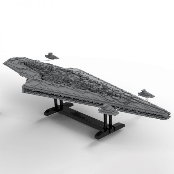 Executor-Class Super Star-Destroyer Star Wars MOC-64662 by Red5-Leader with 2131 pieces