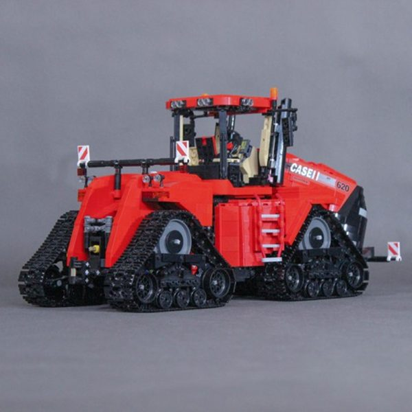 CASE QuadTrac 620 MOC-67575 by Klein.Creations with 2869 Pieces