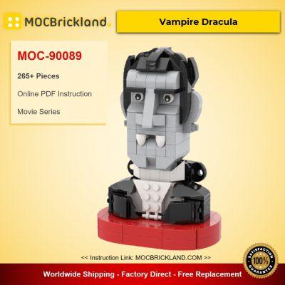 Vampire Dracula MOC-90089 Movie With 265 Pieces
