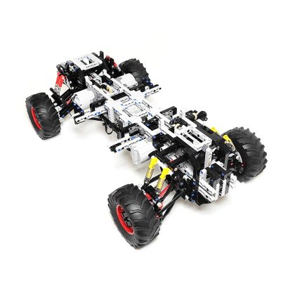 Remote Control Off-Road Pickup Technic MOC-90139 WITH 5360 PIECES