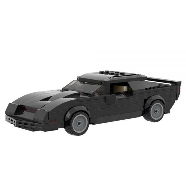 Knight Rider KITT | Pontiac Firebird MOVIE MOC-21389 WITH 245 PIECES