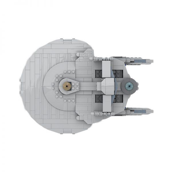 USS Reliant MOVIE MOC-67820 by Dysnomia WITH 472 PIECES
