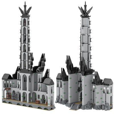 USC Minas Morgul MOVIE MOC-84124 with 14045 pieces