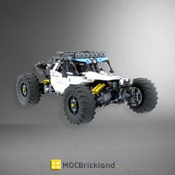 MOC 19517 4WD RC Buggy with 1912 Pieces