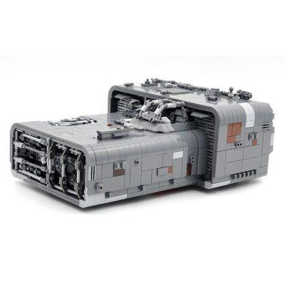 A-A4B Landspeeder (Moloch Speeder) STAR WARS MOC-56995 WITH 2803 PIECES