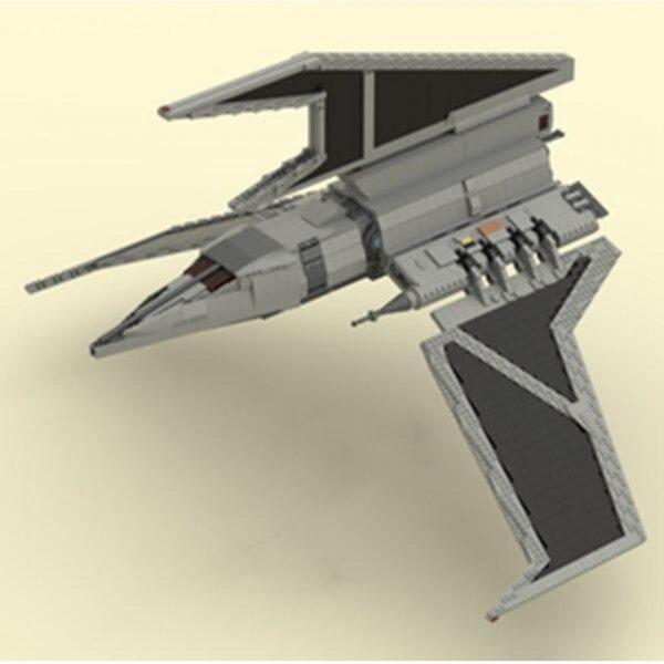 Havoc Marauder STAR WARS MOC-76408 by Bit with 4578 pieces