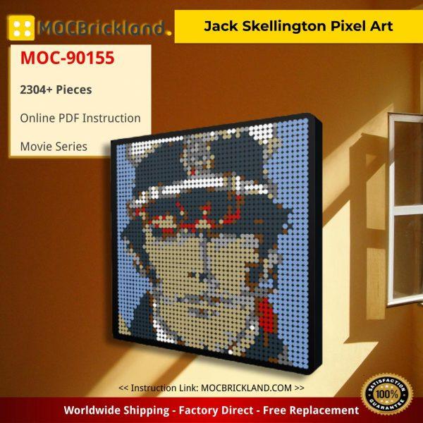 Cotro Maltese Pixel Art Movie MOC-90154 WITH 2304 PIECES