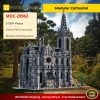 Modular Cathedral Building MOC-29962 by Das_Felixle WITH 21759 PIECES