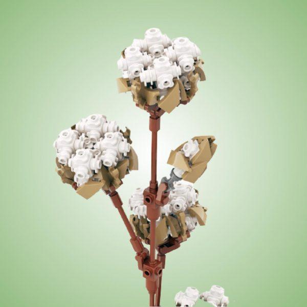 Xinjiang Cotton MOC-90108 Creator With 359 Pieces