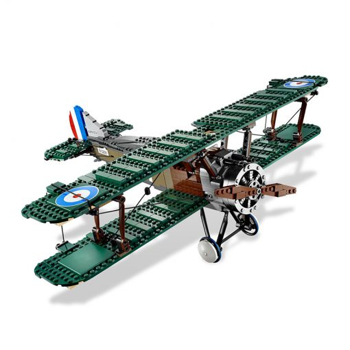 MOC 10226 Sopwith CAMEL with 883 Pieces