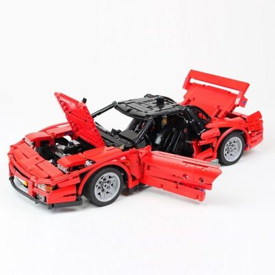 Honda 90′ NSX type 1 TECHNICIAN MOC-13794 by Nico71 WITH 1692 PIECES