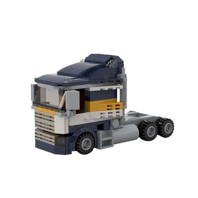 Highway Truck TECHNICIAN MOC-25080 WITH 177 PIECES