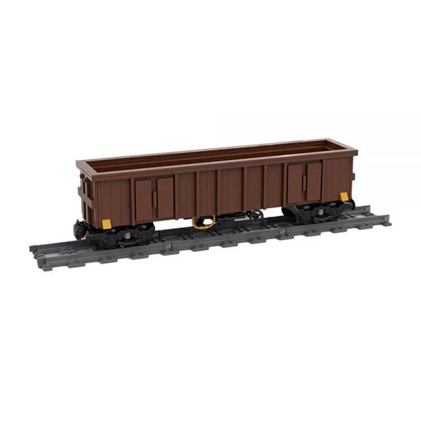 Gondola Wagon TECHNICIAN MOC-49950 by Oninino with 510 pieces