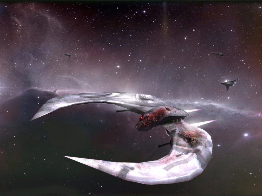 Battlestar Galactica Cylon Raider UCS