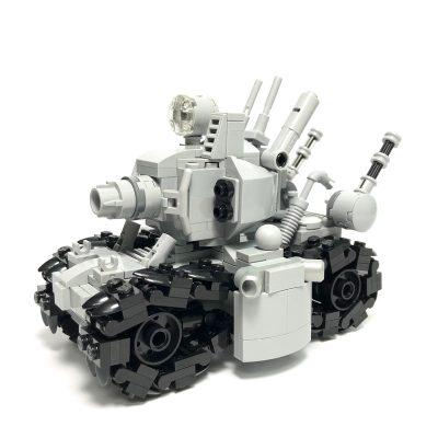MOC 24110 Super Vehicle 001 MOC by MOC Brick Land