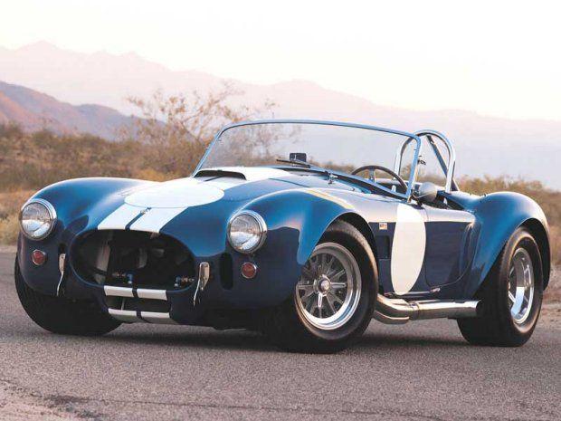 Cobra Roadster