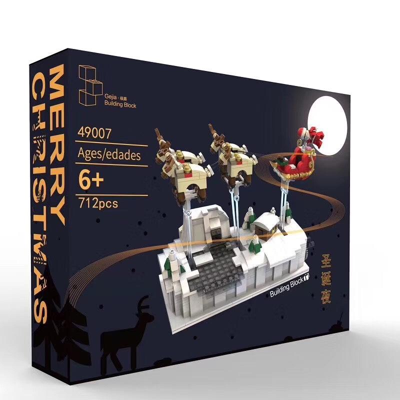 Gejia 49007 Pursuit of Christmas