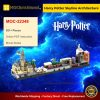 Harry Pօtter Skyline Architecture MOC 22348 Movie Designed By MOMAtteo79 With 621 Pieces