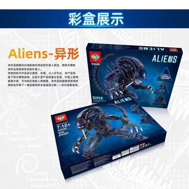 JACK 83040 Alien Xenomorph