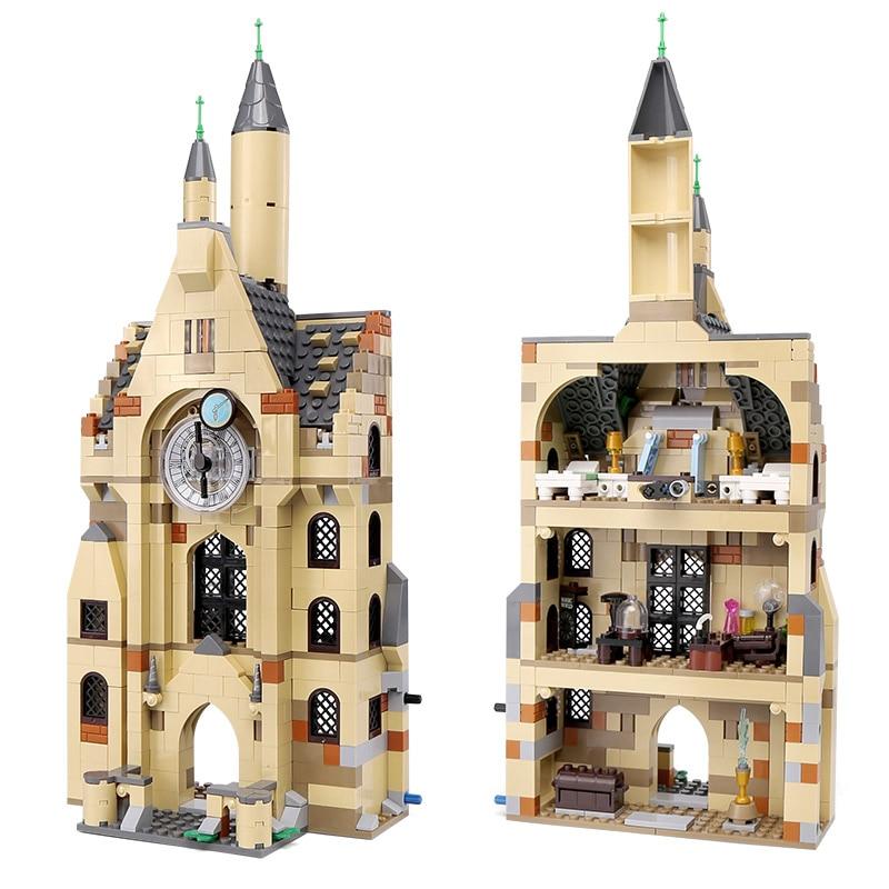 JACK J10001 Hogwarts Clock Tower