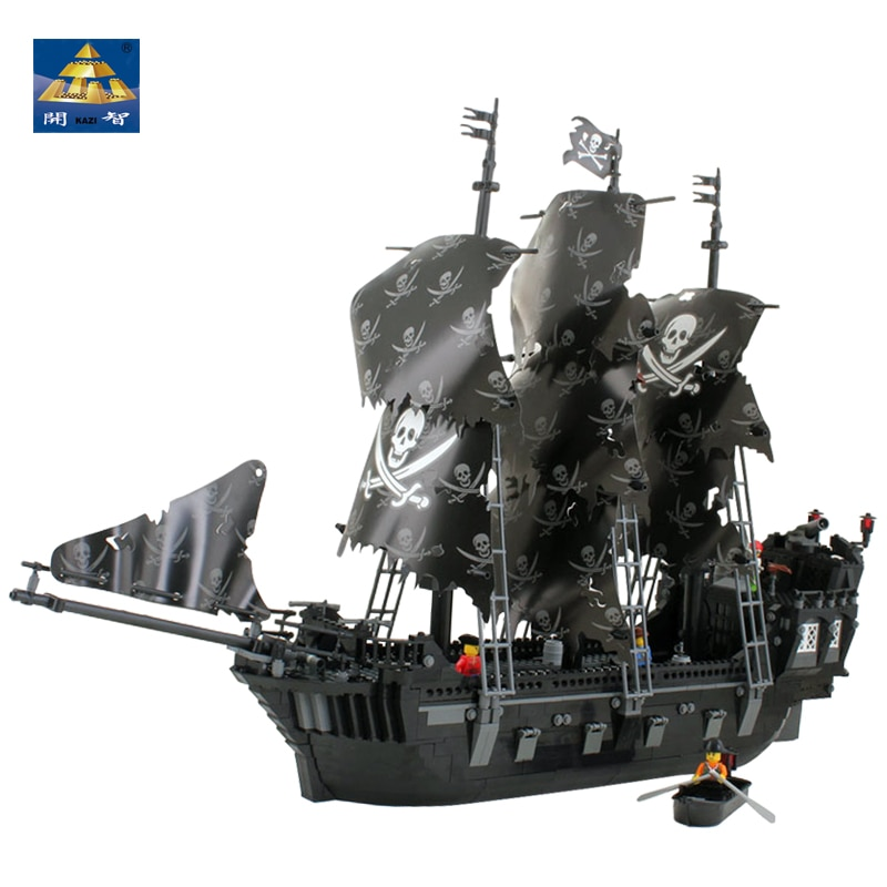 KAZI KY87010 PiratesKing:BlackPearl