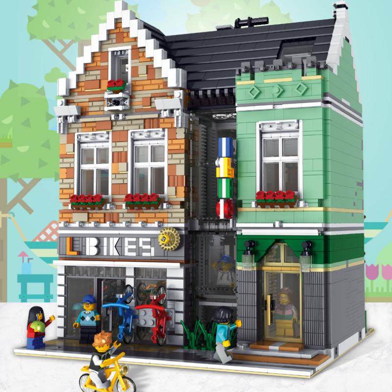 Leier Entertainment 10004 Bicycle Shop