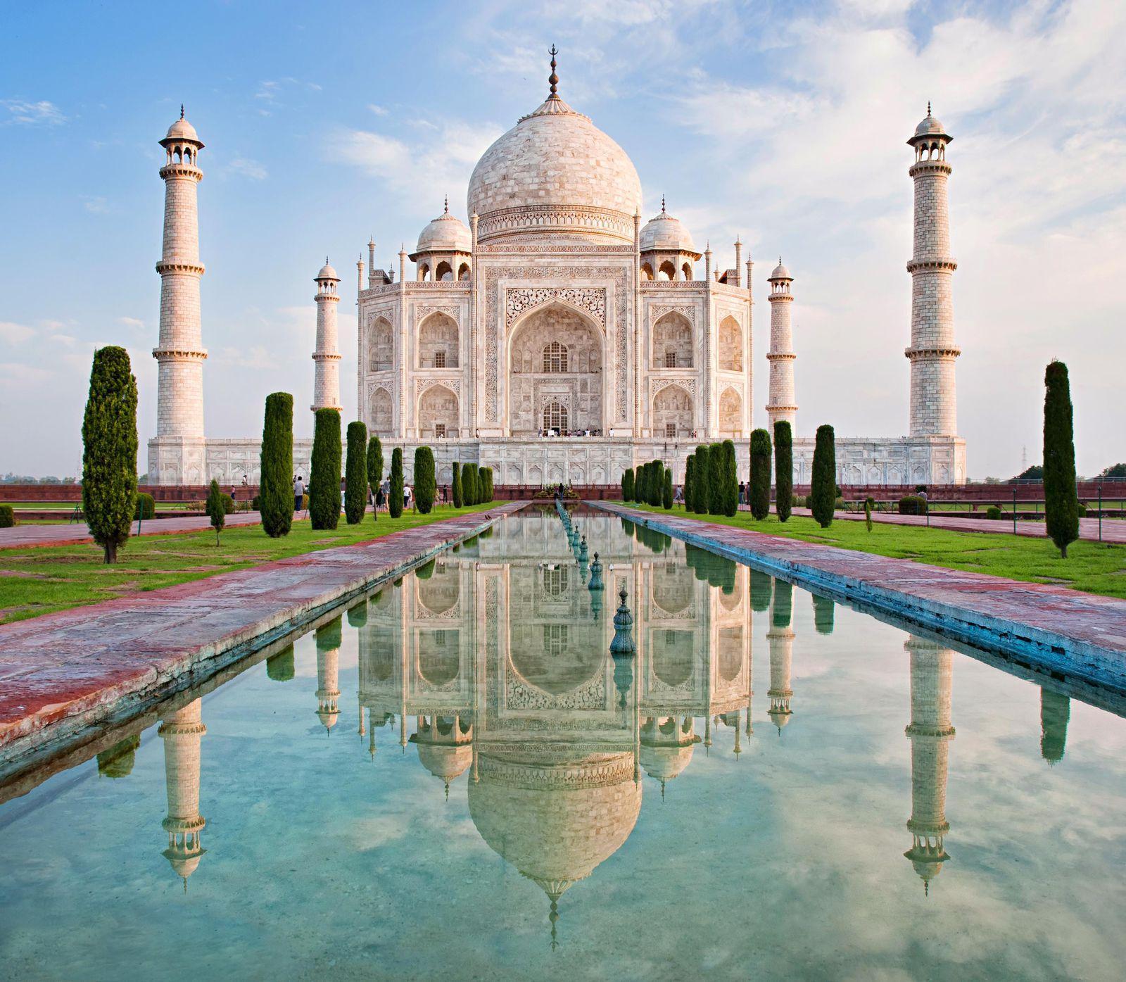 LEZI LZ8001 Taj Mahal with 4019 Pieces