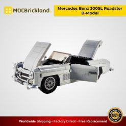 Mercedes Benz 300SL Roadster B-Model MOC 37263 Technic Designed By PsychoWard666