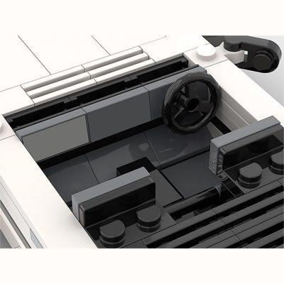 James Bond   Lotus Esprit S1 'Wet Nellie' Movie MOC-24017 by OneBrickPony WITH 339 PIECES