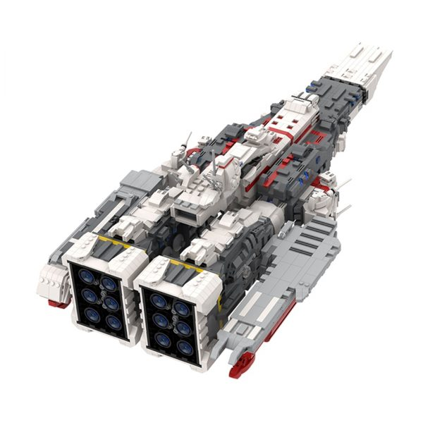Macross Battleship Space MOC-90159 WITH 5800 PIECES