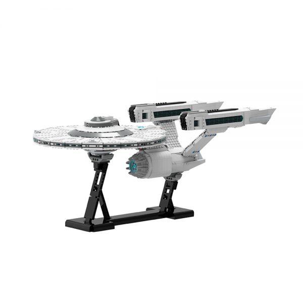 U.S.S. Enterprise NCC-1701-A Space MOC-90166 WITH 2830 PIECES