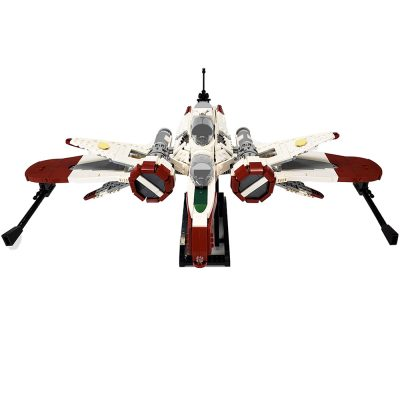 ARC-170 Starfighter Star Wars MOC-90167 WITH 1654 PIECES