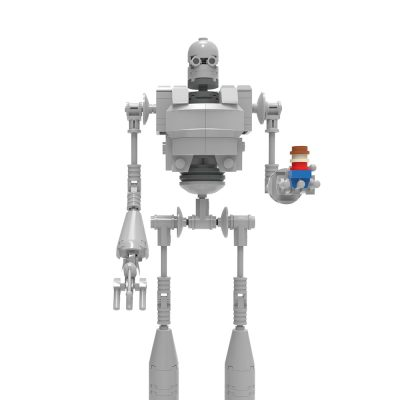 Iron Giant Movie MOC-90169 WITH 274 PIECES