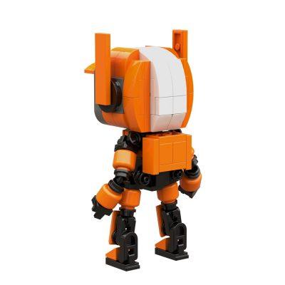 Love Death + Robots Creator MOC-90177 WITH 155 PIECES