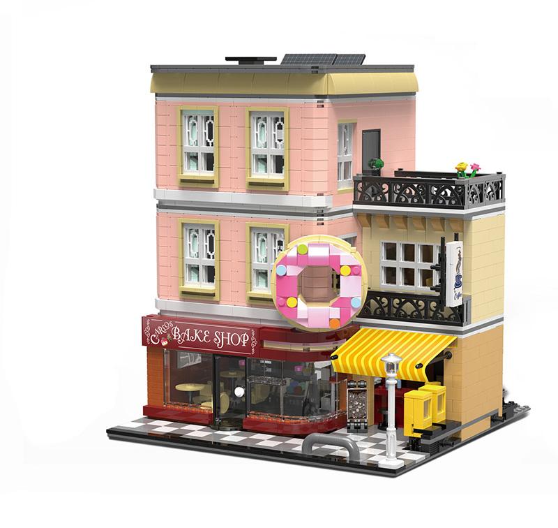 UrGe 10180 The Bake Shop