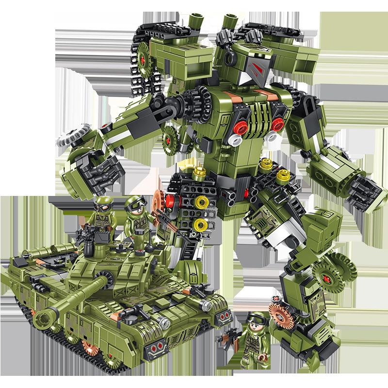 PANLOSBRICK 621021 Super Deformation:TYPE 99 Main Battle Tank