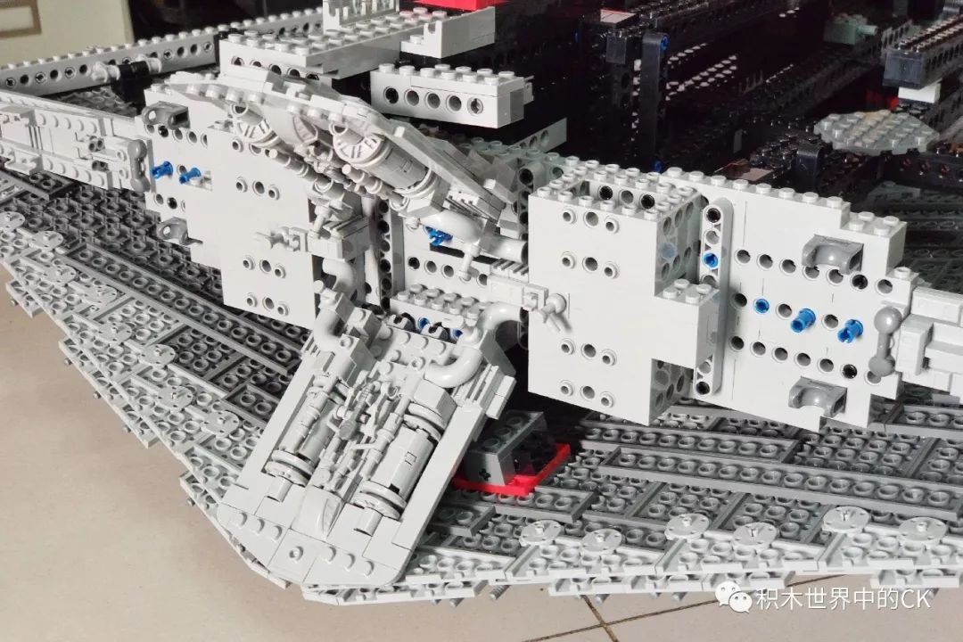 Review MOULDKING 13135 Imperial Star Destroyer ISD Monarch Compatible MOC 23556