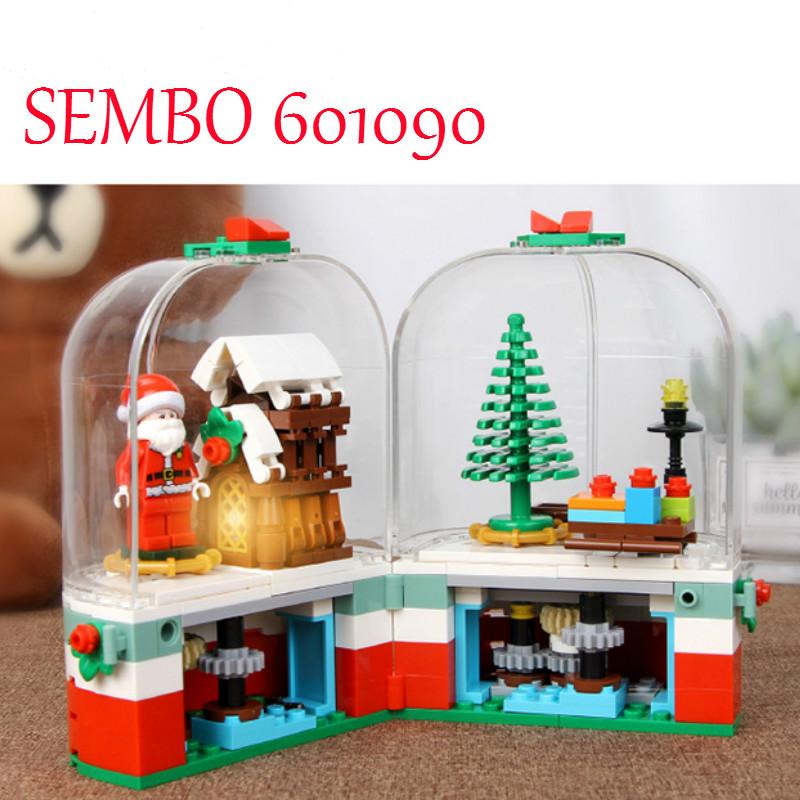 SEMBO 601090 Christmas Santa Claus Tree